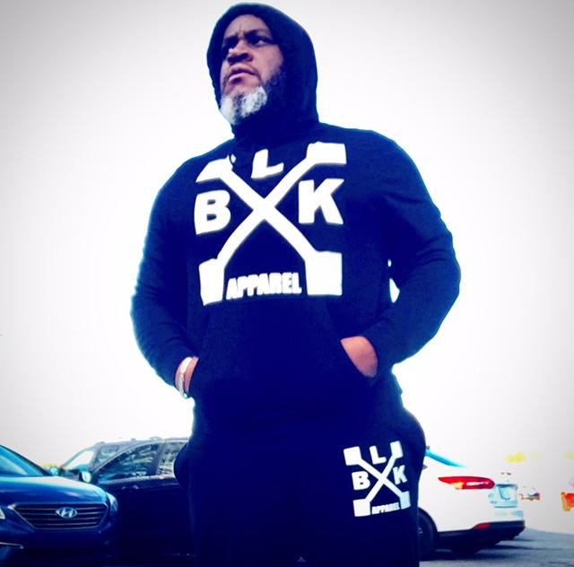 Unisex Jogger in Black X.BLK
