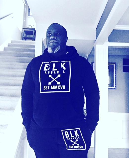 Unisex Jogger in Black BLKAPPARELX